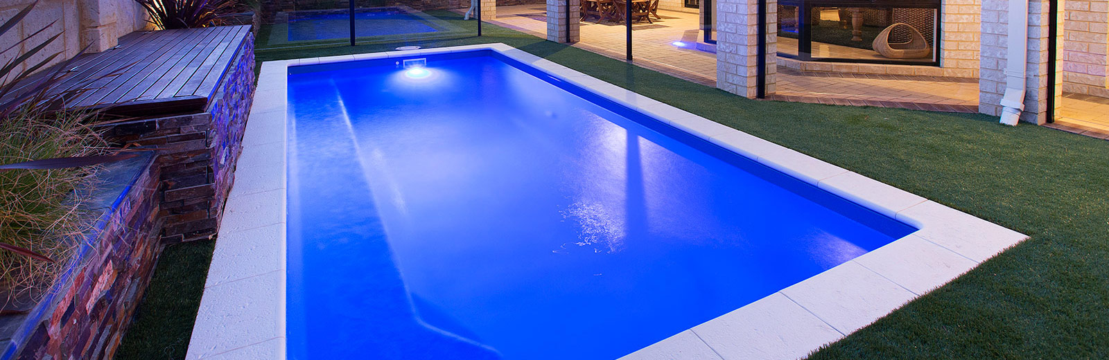 Fibreglass swimming pools nz aqua technics auckland - Swimming pool maintenance auckland ...