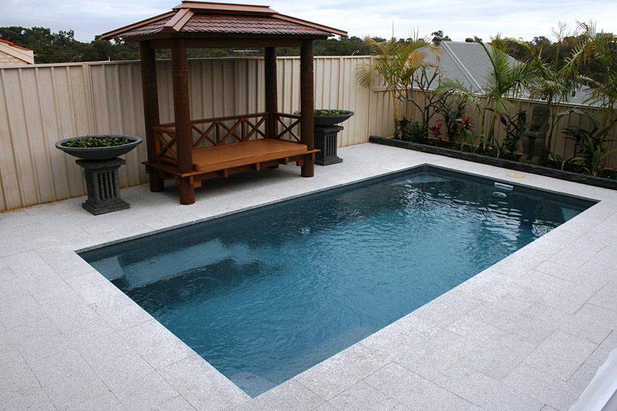 Athena pool 6m x 3m aqua technics new zealand for Swimming pool design new zealand