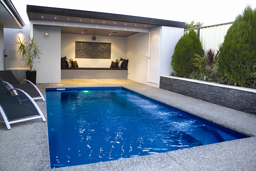 Empire pool 6m x 3m aqua technics new zealand for Kitchen design 6m x 3m