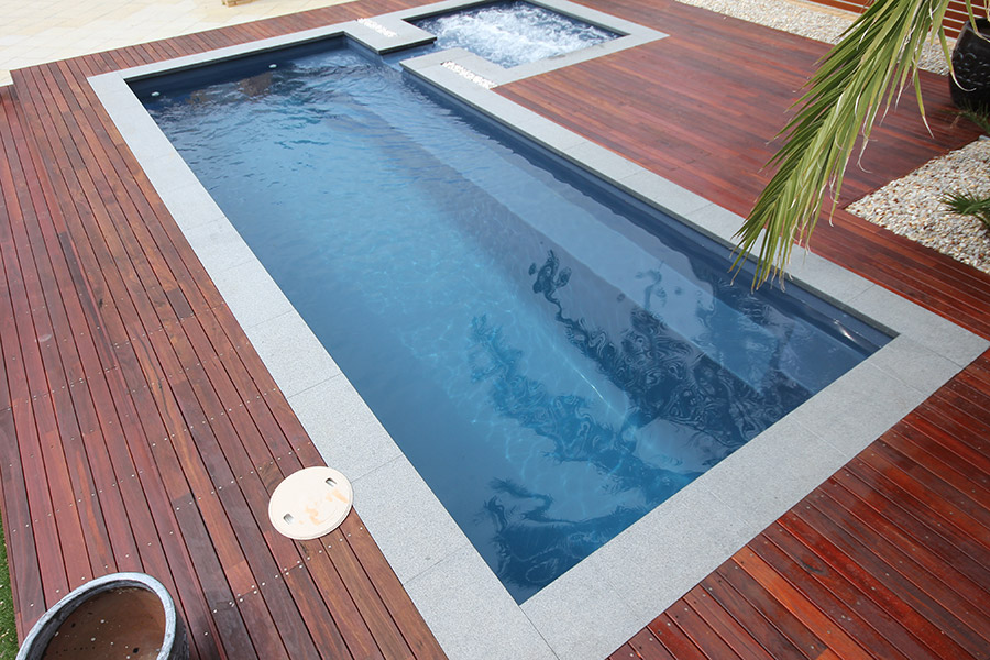 Florentina pool x aqua technics new zealand for Pool design new zealand