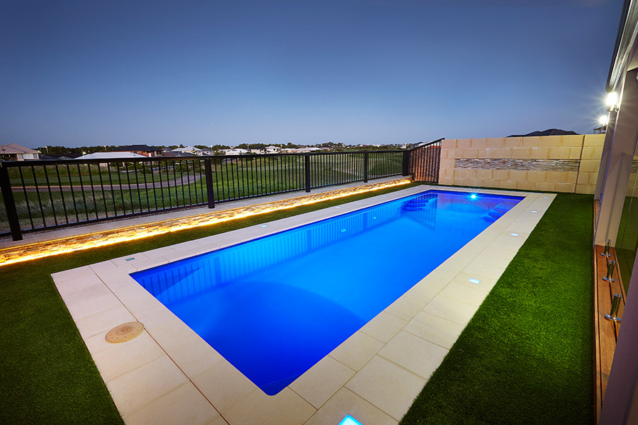 Swimmingpool 3m Of Milan Lap Pool 10m X 3m Aqua Technics New Zealand