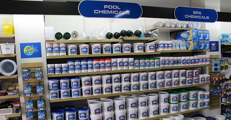 Aqua Technics has all the chemicals, salt and minerals you may need to keep your pool or spa sparkling and clean all year round.