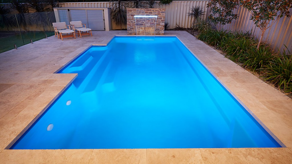 A Concrete Pool designed and built by Horizon Pools can be the final piece in having the perfect backyard.