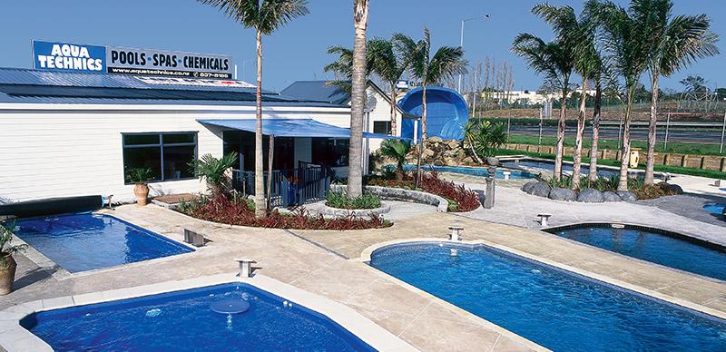 Fibreglass Swimming Pools Nz Aqua Technics Auckland