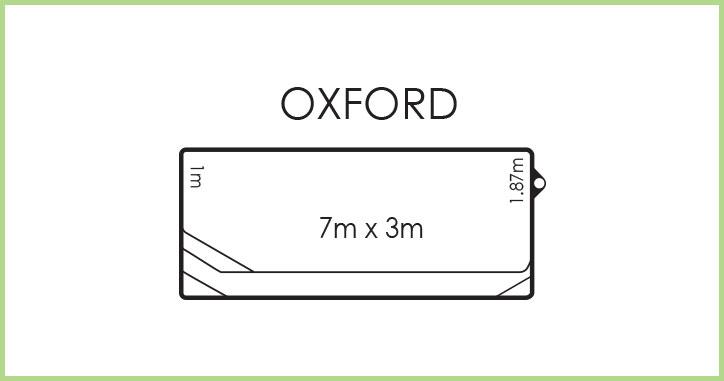 Oxford– 7m x 3m