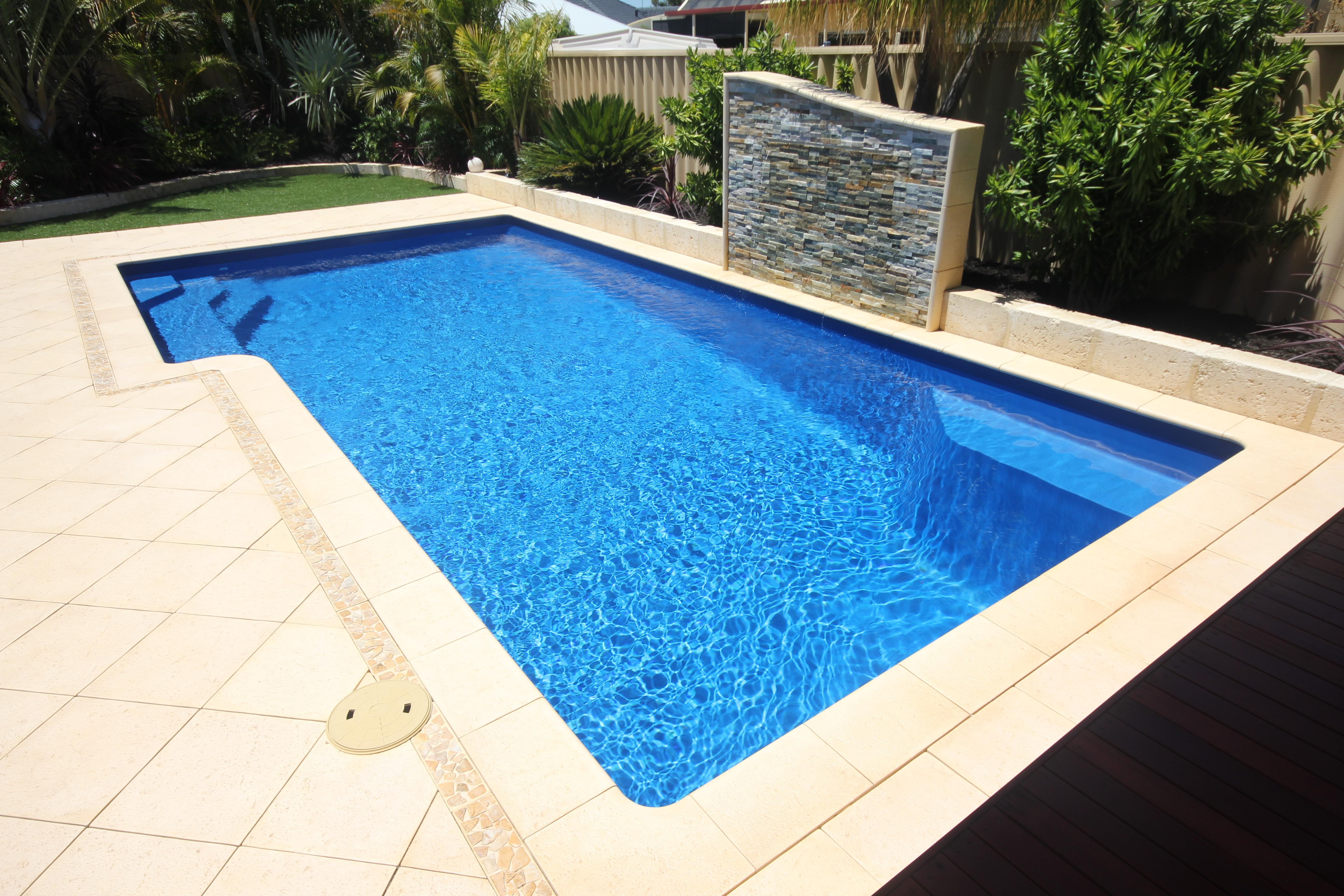 Panama Pool 8m X 4m Aqua Technics New Zealand