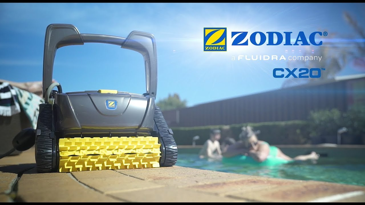 Take the time and effort out of keeping your swimming pool clean and clear of debris and leaves with a pool cleaner from Aqua Technics.